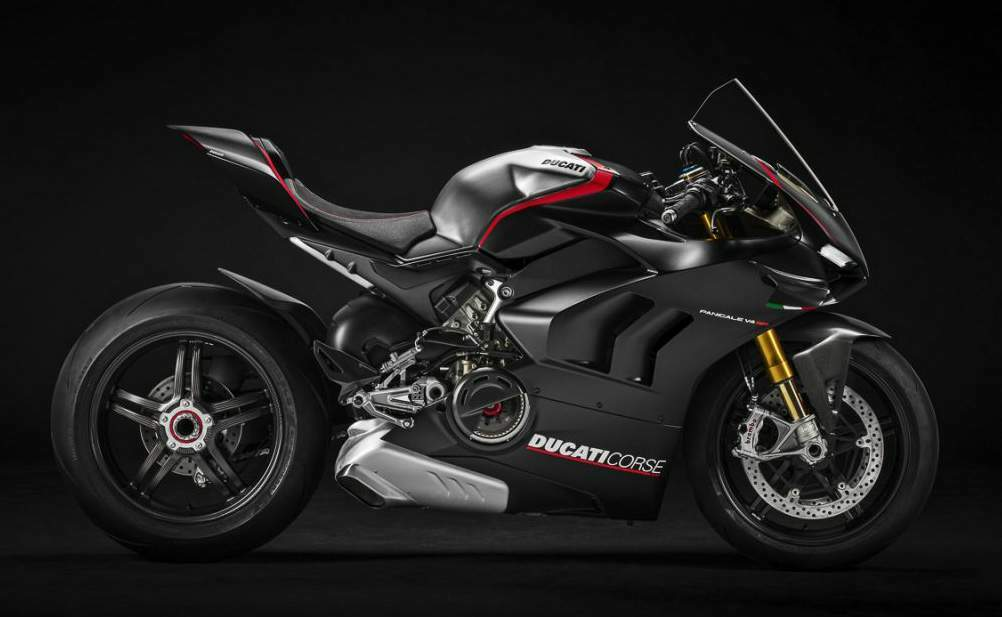 Ducati Panigale V4 SP technical specifications